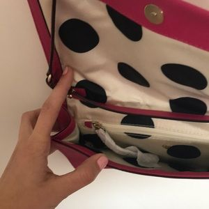 kate spade Bags - Kate Spade Pink Crossbody Purse